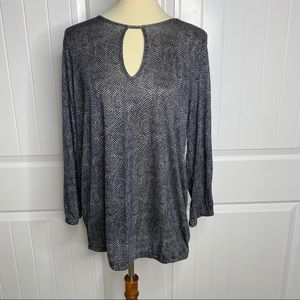 Michael Kors NWT top size Large